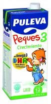 Puleva Leche Infantil Peques 3 Crecimiento con Omega3