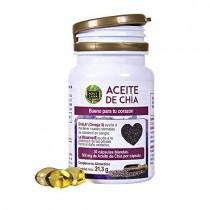 Aceite de Chía para la salud de nuestro organismo
