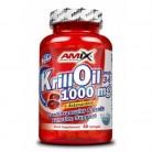 AMIX Krill Oil 1000 – 60 caps de ácidos grasos esenciales Omega 3 y Omega 6