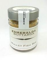 Esmeralda Bottarga rallada en tarro de 70 g – Caviar mediterráneo