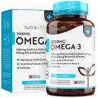 Omega 3 (2000 mg) | 660 mg de EPA y 440 mg de DHA