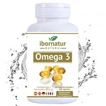 Omega 3 capsulas fish oil | Aceite de Pescado 1000 mg
