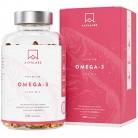 Omega 3 de aceite de pescado [ 2000 mg ] de Aava Labs EPA