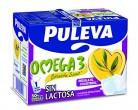 Puleva Omega 3 sin Lactosa – Pack 6 x 1 L – Total: 6 L