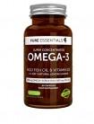 Pure Essentials Aceite de Pescado Salvaje Omega-3 410 mg EPA