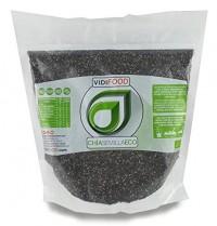 Semillas de Chía ECO Naturales – 1 kg – Certificado Ecológico